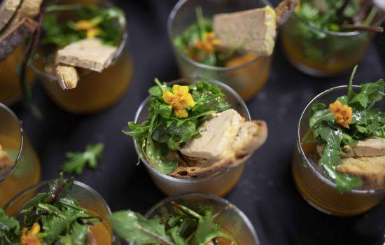 Foie gras maison par François Arnaud Traiteur